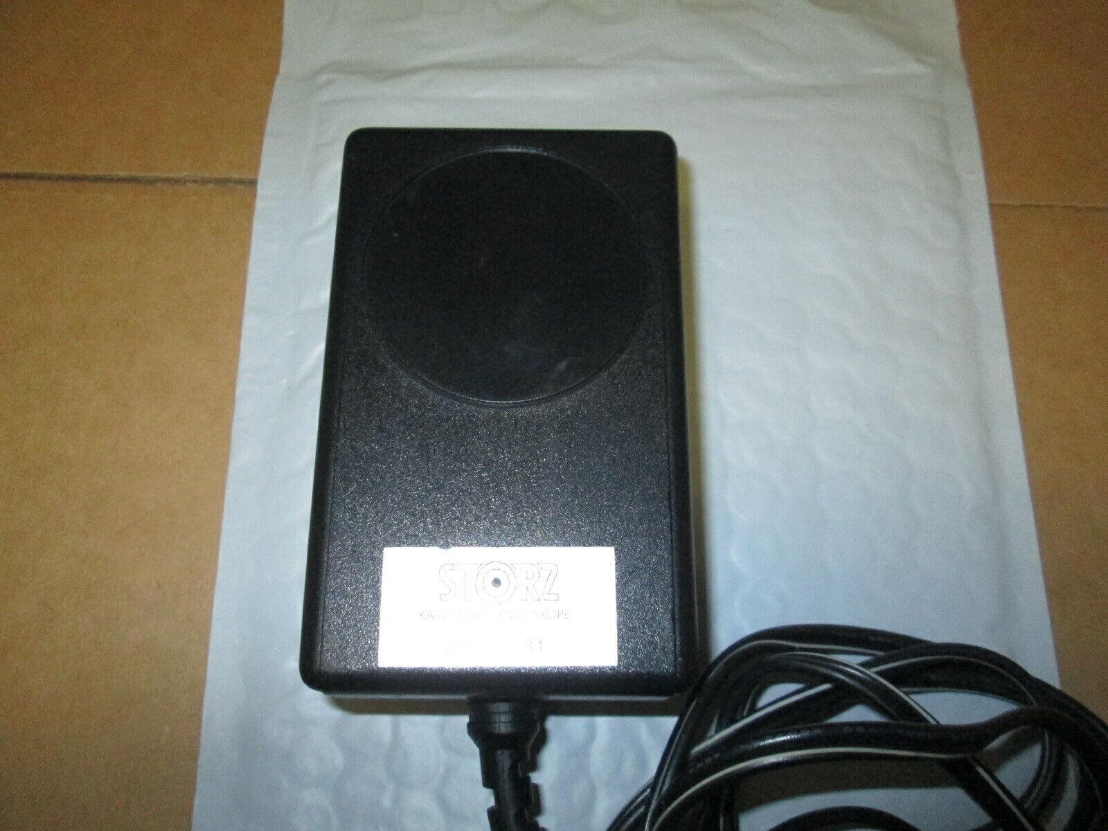 STORZ MEDICAL POWER SUPPLY UNIT MW160 AC ADAPTOR 100-240v 15V 3.0A 4 PIN Ault