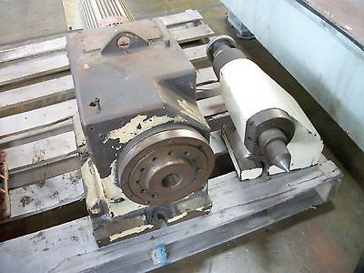 Headstock Tailstock Rotary Table W A2-6 Spindle Nose Turing Spindle Index Or C