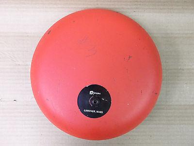 Simplex Bell 2901-9333 21-30v Firealarm Alarm Bell