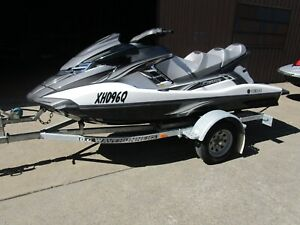 2015 YAMAHA, FXHO-CRUISER, 3 SEATER 46.3 Hrs, Includes trailer Biggera Waters Gold Coast City Preview