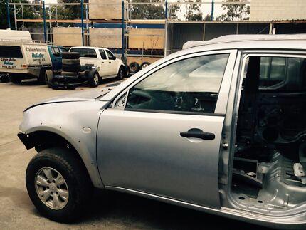 Mitsubishi triton front door Bethania Logan Area Preview