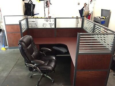 Office Cubicles For Sale 650 Each. Seven Available. Lower Price If Buying All.