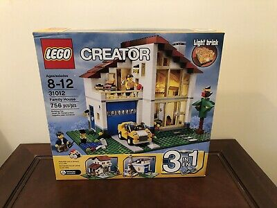 LEGO Creator Family House 31012 Sealed & New