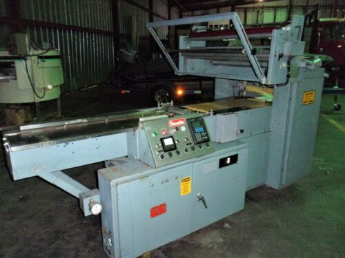 Shanklin Automatic Horizontal Flow Wrapper Model F-4A