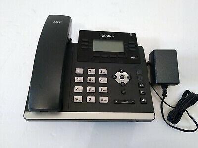 Yealink T42g Ultra-elegant Gigabit Ip Business Office Telephone Phone - Sip-t42g