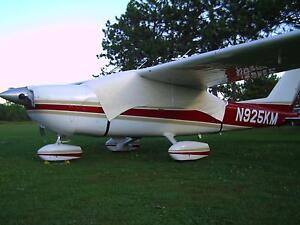 Cessna 177 Cardinal Windshield & Cabin Cover