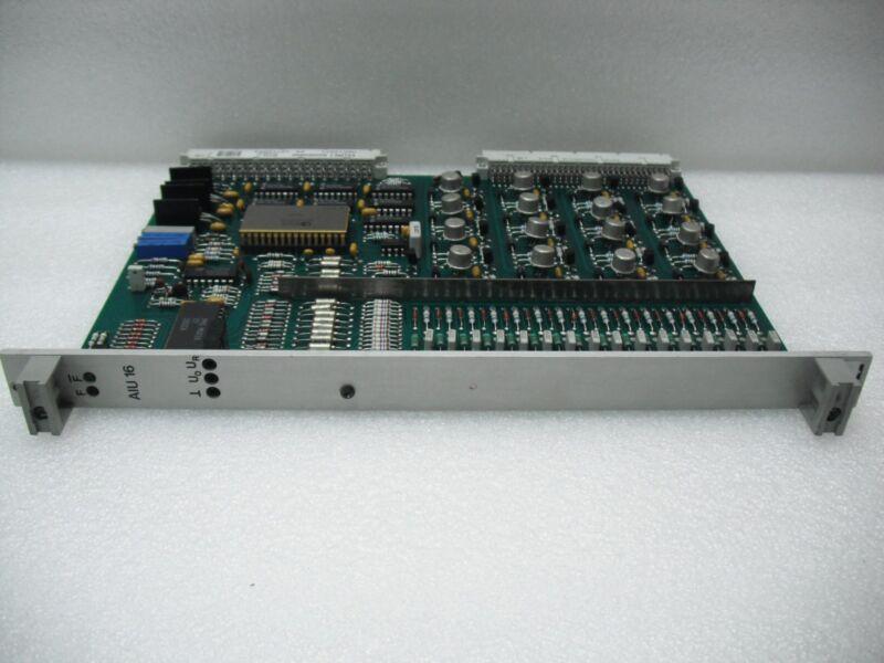 Valmet Automation M8512071 04 Circuit Board Aiu 16