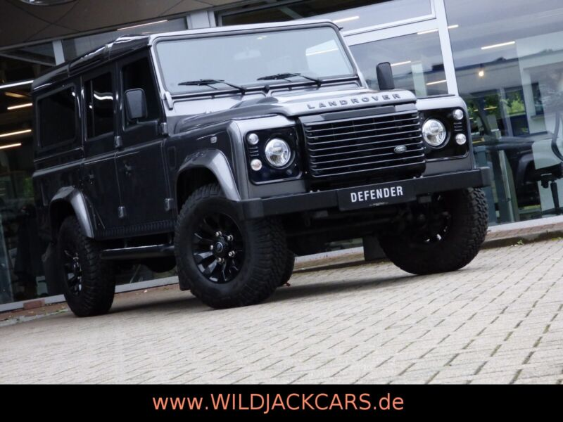Land Rover Defender 110 SE PREMIUM *LEDER* LED*