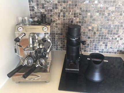 Vibiemme Domobar Super Lever Espresso Coffee Machine