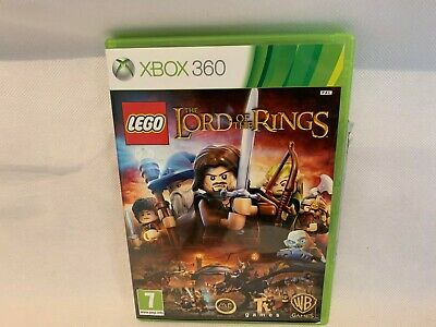 LEGO LORD OF THE RINGS XBOX 360