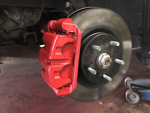 Caliper & Rotor/Hub Painting Service! $100 for all 4!