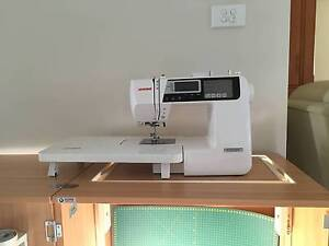 janome sewing machine Maclean Clarence Valley Preview