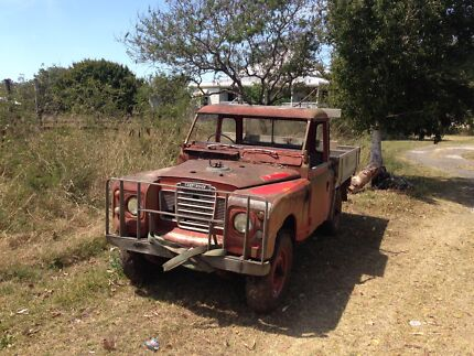 Wanted: Land Rover series 3
