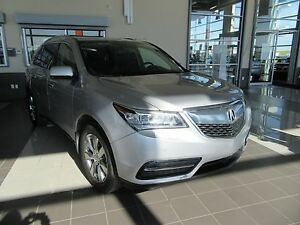 2014 Acura MDX Elite Package SH-AWD, REMOTE START, HEATED SEA...
