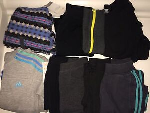 Girls Fall Winter Clothing Lot #1 - Size 9 - Adidas, Target, etc