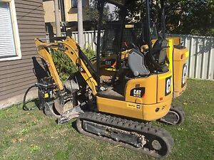 Dry hire 1.7t excavator East Maitland Maitland Area Preview