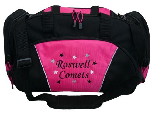 Personalized Duffel Bag Large Dance Cheer Stars Gymnast Gymnastics Cheerleading