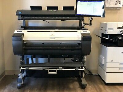 Canon Printer Scanner Prograf Ipf780 Mfp M40 Plotter Wide Format