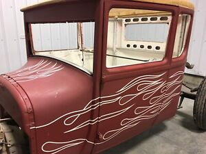 1927 Ford altered tall-T