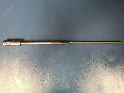Starcut Gun Drill .307 1 Flute Coolant Through Carbide Tip