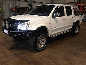 TURBO Intercooled Diesel 3lt 2005 Holden Rodeo Ute Emerald Central Highlands Preview
