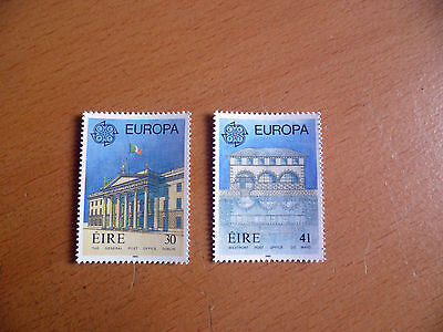 Ireland Stamps : 1990 Europa : Post Office Buildings MNH