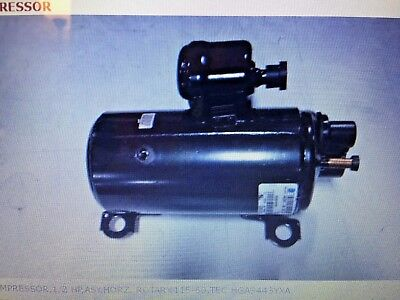 Compressor Beverage-air 12 Hp Horizontal Style Rotary115-60tec Hga9443yxa