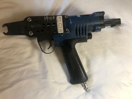 """SALCO A8-15 AIR Pneumatic Hog Ring Gun SC7-15 NICE!! 3/4"""""""
