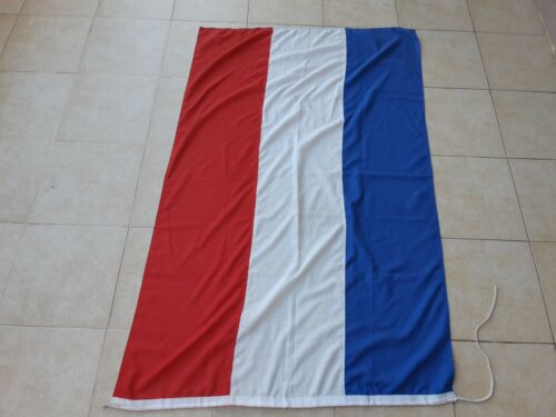 rare Vintage Large Cotton Italy Italian Italia old Flag
