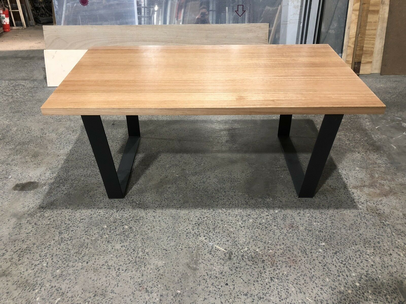 Brand new vic ash dining table dining tables gumtree australia melbourne city melbourne cbd 1195779288