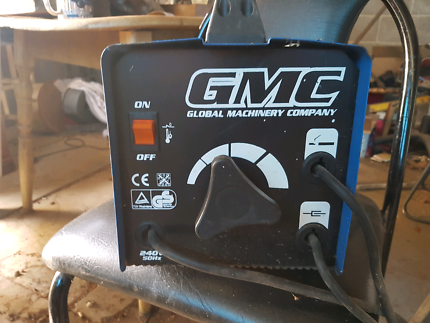 GMC  arc welder 140amp