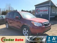 2016 Subaru Forester 2.5i Convenience Package London Ontario Preview