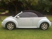 2004 Volkswagen Beetle Convertible Nedlands Nedlands Area Preview