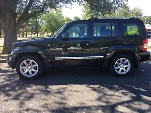Jeep 2010 Cherokee limited Riddells Creek Macedon Ranges Preview