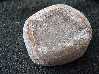 Stunning ancient artifact Viking stone gaming piece found in Britain L40w