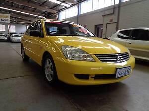 2007 Mitsubishi Lancer Sedan Fyshwick South Canberra Preview