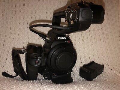 Canon EOS C100 Cinema Camcorder - EF Mount