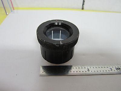 Optical Metrology Keuffel Esser Lens 712656 Target As Is Optics Binhi-23