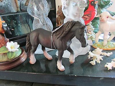 #88582 Corral Pals Black Shire Draft Mare Breyer Horses by Collecta NWT