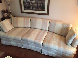 Couch, Love seat and Two Chairs