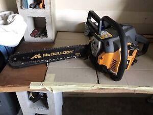 Chainsaw, McCullough