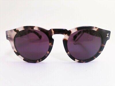 ILLESTEVA LS-68 White Tortoise Italian Sunglasses Small Size 48-22-139 Unisex