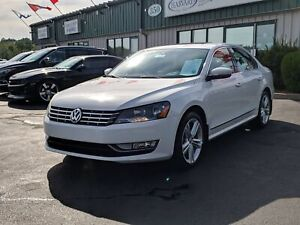2014 Volkswagen Passat 2.0 TDI Highline POWER SEATS/REMOTE ST...