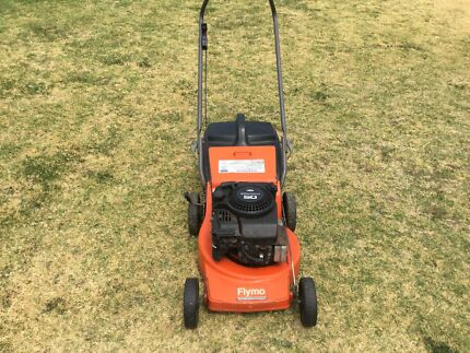 Excellent condition heavy duty four stroke lawn mower
