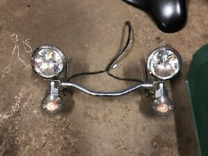 Harley touring passing light with flasher