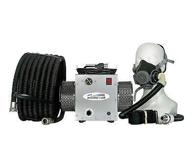 Supplied Fresh Air Respirator Breathing Half 1 2 Mask