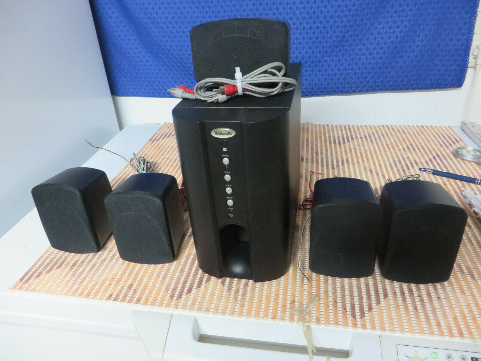 Watson 5.1 Soundsystem AS6502