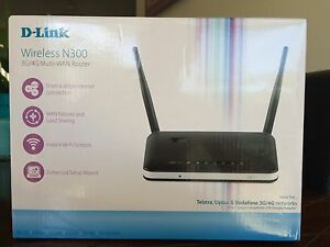 Dlink wireless router Merrimac Gold Coast City Preview