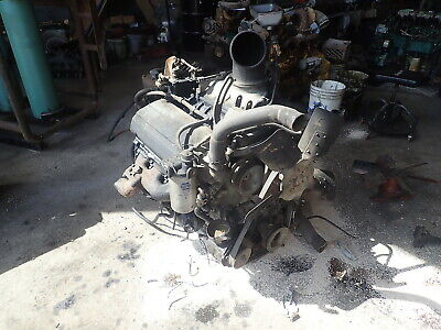 Detroit Diesel 6v53 Engine Runs Mint V6 Gm Hyster Clark Truck