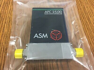 ASM AFC 25.00, Gas H2, 10 L, Mass Flow Controller
